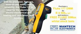 Buy a FLUKE 177 & get a 59Max free !