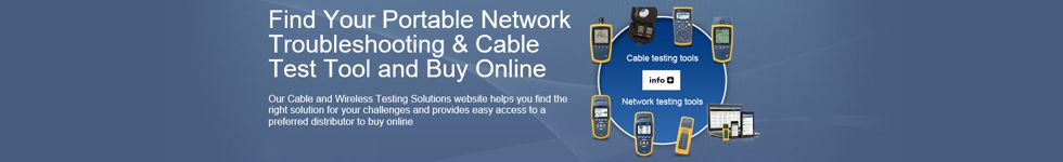FLUKE NETWORKS - ON LINE