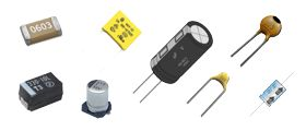 CAPACITORS FOR ALL APPLICATIONS