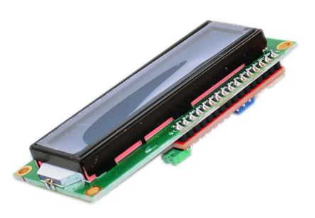 LCD DISPLAY MODULE 1602 WITH I2C INTERFACE MD0069 / 180885