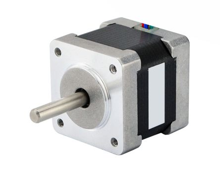 Electronic components stepper motor nema 14 35mm for Nema 15 stepper motor