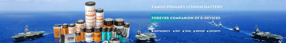 FANSO LITHIUM BATTERIES