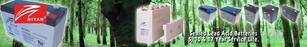 Ritar Sealed Lead Acid Batteries